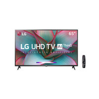Smart Tv Led 65 Lg Un7310psc 4K Bluetooth Hdr Thinq Ai Google Assistente Amazon Alexa Quad Core Processor