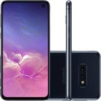Smartphone Samsung Galaxy S10e SM-G970F/1DL Desbloqueado 128GB Dual Chip Android 9.0 Preto