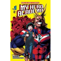 My Hero Academia 01. Boku no Hero