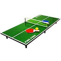 Mini Mesa de Ping Pong InCasa