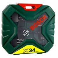 Kit de Acessórios Bosch X-Line 34 Peças