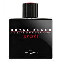 Royal Black Sport Pour Homme de Arno Sorel Eau de Toilette Masculino 100ml