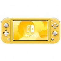 Console Nintendo Switch Lite 32GB Amarelo