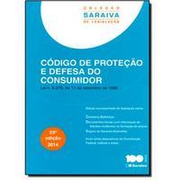 Código de Proteção e Defesa do Consumidor Coleção Saraiva de Legislação