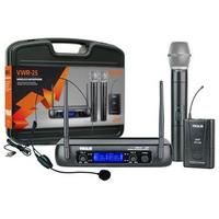 Microfone Headset Microfone Sem Fio Vokal VWR25MH