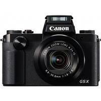 Câmera Digital Canon Powershot G5 X 20.2MP Preta