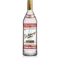 Vodka Let Stolichnaya 1L