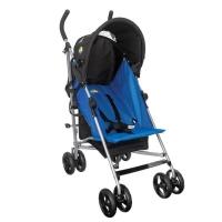 Carrinho De Bebê Berço Tutti Baby Easy Azul