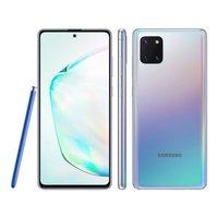 Smartphone Samsung Galaxy Note 10 Lite SM-N770/1DL Desbloqueado GSM 128GB Android 10.0 Prata