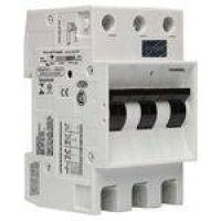 Disjuntor Tripolar 10a Curva C 5sx13107 Siemens