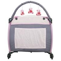 Berço Desmontável Baby Style Plus 663518 Jardim