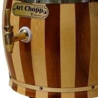 Chopeira Residencial 2 Garrafas 5111 Mescla Art Chopp
