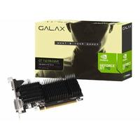 Placa De Video Nvidia Geforce Gt710 1gb Ddr3 Até 3 Monitores