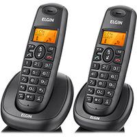 Telefone sem Fio Elgin TSF 7002 + Ramal