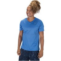 Camiseta Nike Breathe Run Top SS - Masculina - AZUL