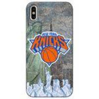 Capa para Celular NBA - Apple iPhone X - New York Knicks - F04