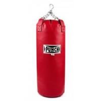 Saco de Pancada Punch 103 120cm Vermelho