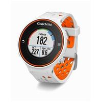 Monitor Cardíaco Garmin Forerunner 620 Branco e Laranja