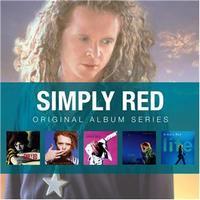Simply Red: Original Album Series - 5 Discos