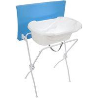 Banheira com Trocador Tutti Baby Floripa Azul
