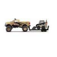 Miniatura 4x4 - Rebels Rugged Adventures - Ford F-150 Xl With Mini Front Loader - Maisto