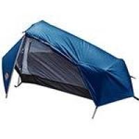 Barraca de Camping 1 Pessoa Bivak Alumínio - Azul - Trilhas & Rumos