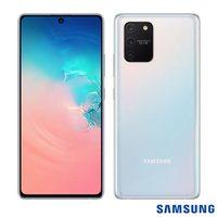 Celular Samsung Galaxy S10 Lite SM-G770F Desbloqueado Dual Chip 128GB Android 10 Branco