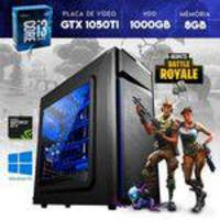 Computador Moba Box Core i3 8GB RAM GTX 1050 Ti 4GB 128 Bits (1TB) YessTech Power