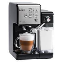 Cafeteira Espresso Primalatte Black Oster 110V