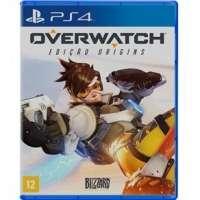 Overwatch Edição Origins Playstation 4 Sony
