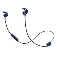 Fones de ouvido intra-auriculares esportivos Bluetooth FREEDOM2 da Jaybird com SpeedFit Azul meia-noite