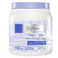 Issue Professional Natural Shine Keratin Shock Hair Mask - Máscara Capilar - 1Kg