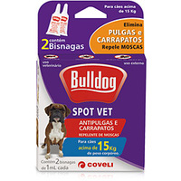 Spot Vet Bulldog 2 Bisnagas