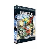 Universo DC Legados. DCGN Sagas Definitivas