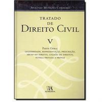 Tratado de Direito Civil - Vol.5 - Parte Geral