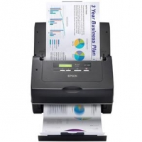 Scanner Epson GT-S85 Workforce Pro Preto