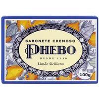 Sabonete Phebo Limão Sisciliano 100g