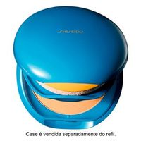Base Facial Shiseido Fair Ivory Refil UV Protective Compact Foundation FPS 35
