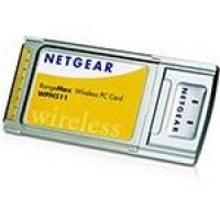 Placa PC Card Rangemax Wireless WPN 511 - Netgear