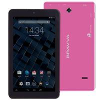 Tablet Bravva Planet Tab BV-Quad 7 8GB Wi-Fi Android 4.4 Rosa