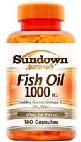Vitamina Sundown Fish Oil 1000 180 Cápsulas (cópia de)