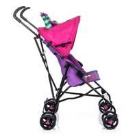 Carrinho de Bebê Voyage Umbrella Monster Rosa