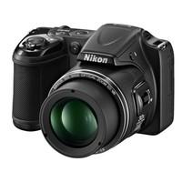 Câmera Digital Nikon Coolpix L820 16.0MP Preta