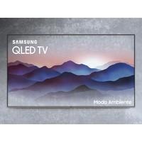 Smart TV QLED 55 Samsung 4K/Ultra HD Q6FN Tizen Conversor Digital