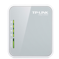 Roteador TP-Link Portátil Wireless N 3G/4G TL-MR3020