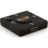 Adapatador HDMI Switch Lelong 3x1- LE-4111