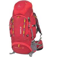 Mochila Mountaineer 50+15 LF Vermelha