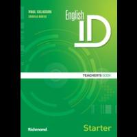 English Id Starter - Teacher´s Book