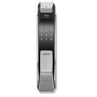 Fechadura Digital Biométrica Samsung SHS-P718 Preto