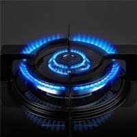 Cooktop a Gás Electrolux KE4TP 4 Bocas Tripla Chama Preto